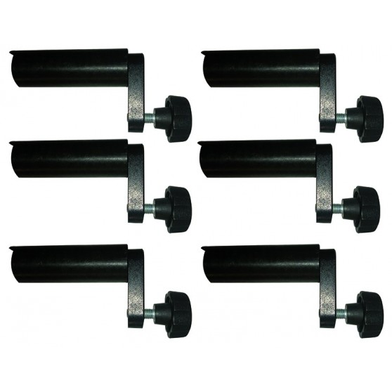 Set of 6 extensions for Light Duty Vehicles