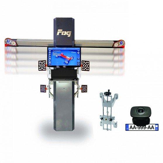 Géométrie VL 3D - Version griffes standard