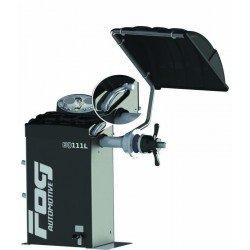 Équilibreuse LCD - 1 pige automatique