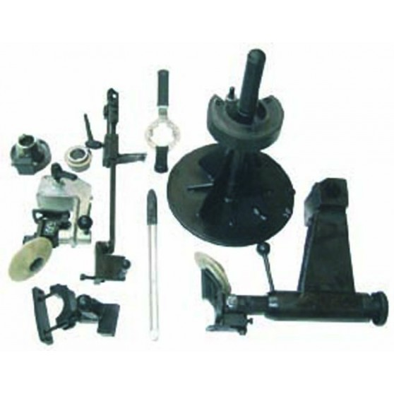 SR wheels accessories kit