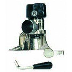 Plastic quick tool-head with adjustable profile
