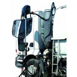 Heavy Duty Vehicle opacimeter sampling probe kit for vertical exhaust pipes + tripod