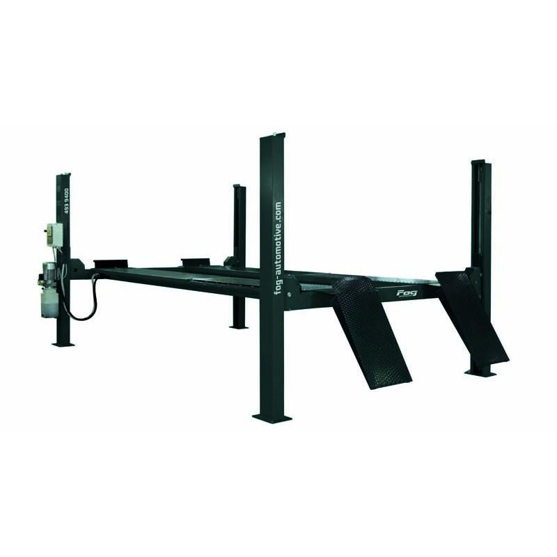 quadra 4t g om trie avec chemins plats ponts 4 colonnes vl et vul. Black Bedroom Furniture Sets. Home Design Ideas