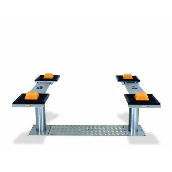 VISION III 3.5T - Simple platforms - 1400-2000 mm
