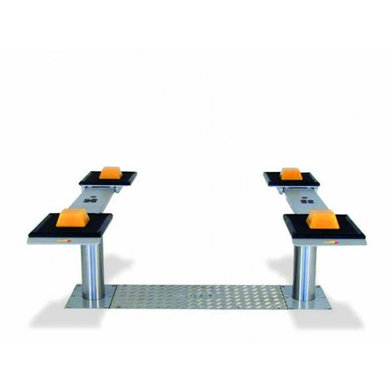 VISION III 3.5T - Simple platforms - 1600-2200 mm