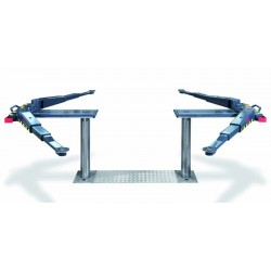 Pont VISION III 3,5T bi-vérins - Bras en V - Hauteur mini 70 mm