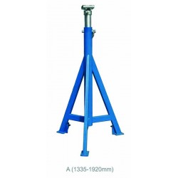 Set of 4 type A jack stands