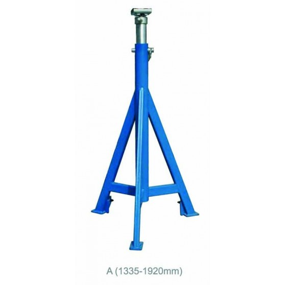 Set of 4 type A axle stands
