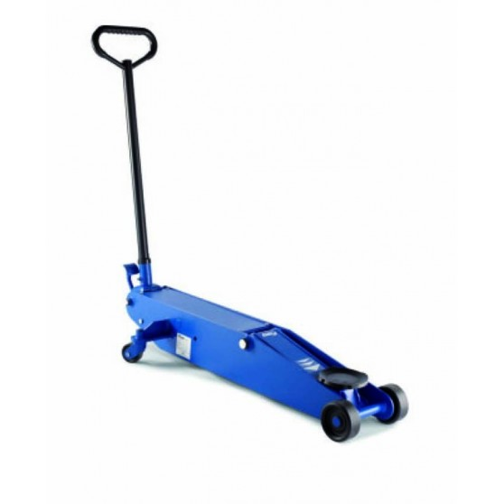 12T air hydraulic trolley jack