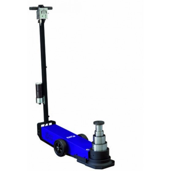 13T, 23T, 43T, 70T air oleopneumatic trolley jack