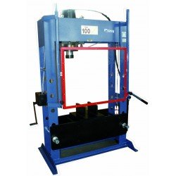 100T press protection device