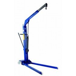 2000 kg hydraulic crane