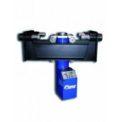 10T low-slung suspended jack for wide pit