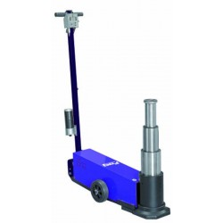 25T, 50T, 80T air oleopneumatic trolley jack