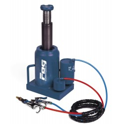 30T oleopneumatic bottle jack