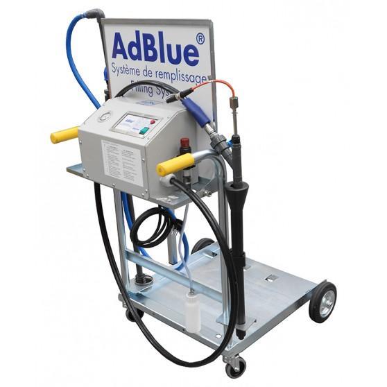 ADBLUE automatic mobile unit