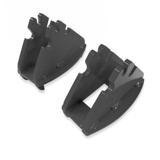 Set of 2 4x4 supports for 2.2T MOBILIFT