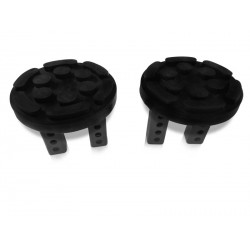 Set of 2 pads for AUDI, BMW and MB for 2.2T MOBILIFT