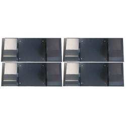 Kit consoles pour encastrement du Pont SATELLITE 3T