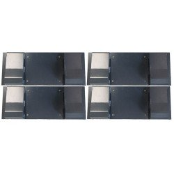 Brackets kit for recessed-mounting - SATELLITE 3T lift