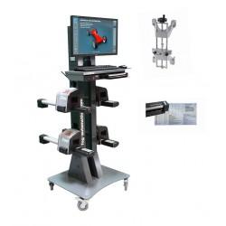 Géométrie VL CCD - Version griffes standard avec scanner
