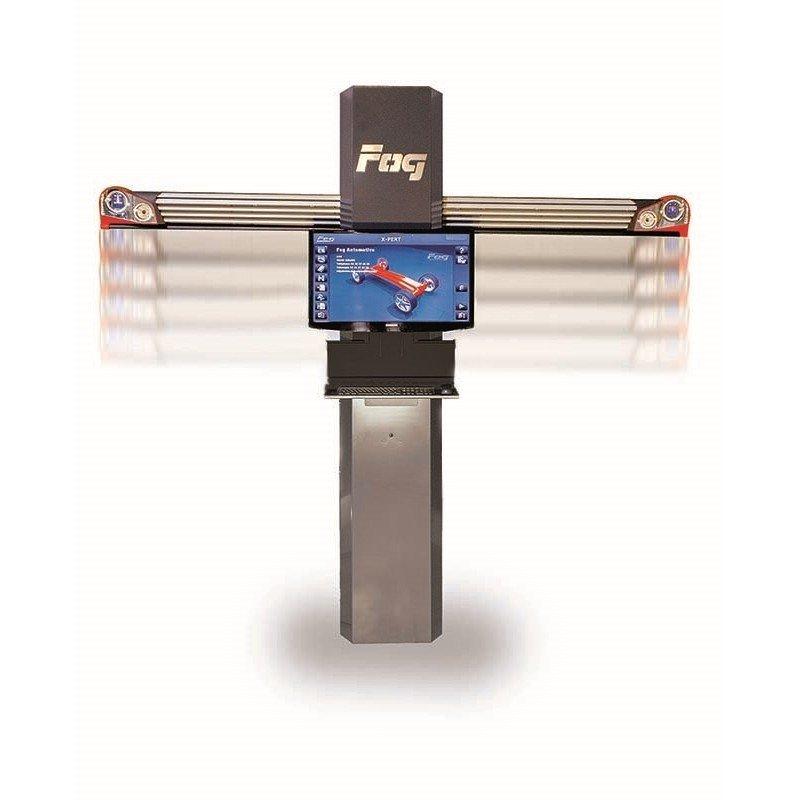 3D wheel aligner - HD version for Car/LDV