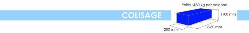 4549605 - colisage
