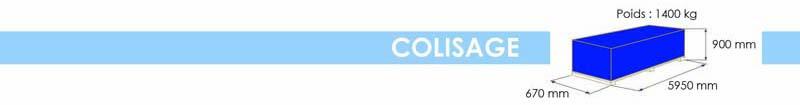494 9761-colisage