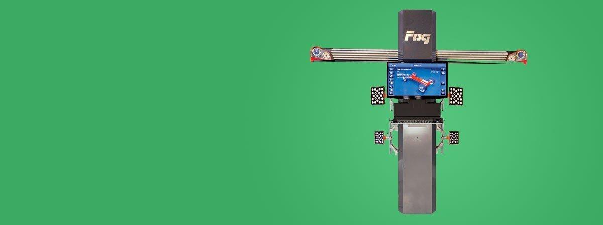 X-PERT Wheel aligner