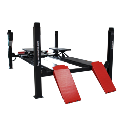 QUADRA 5T - Auxiliary lift - For wheel alignment