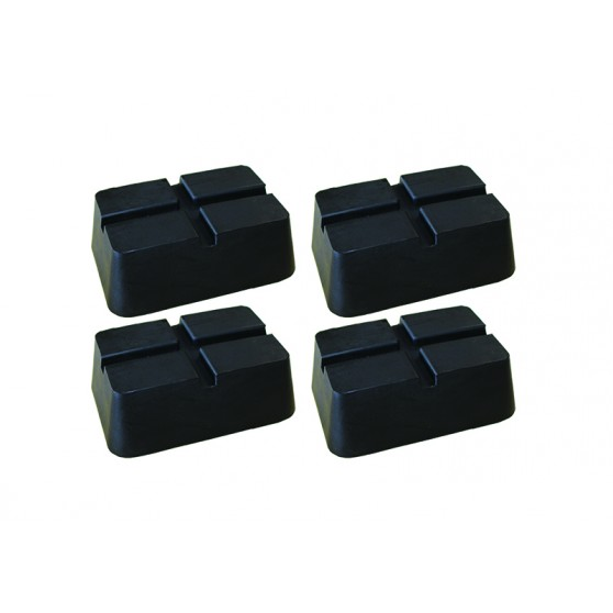 Set of 4 x 50 mm high pads for auxiliary lift