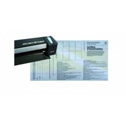 Vehicle registration certificate scanner