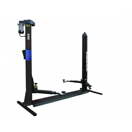 AZUR 3T - 2 motors lift with base frame