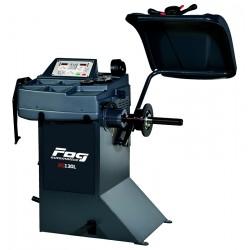 Manual LCD wheel balancer