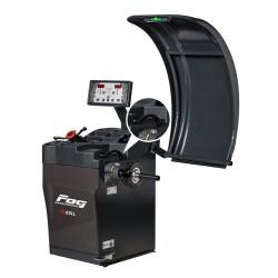 Équilibreuse LCD Laser - 1 pige automatique
