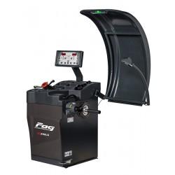 Équilibreuse LCD 2 piges automatiques et 1 Sonar