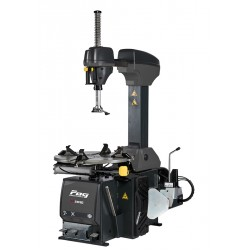 Tyre changer with dimmer and Ergo Control