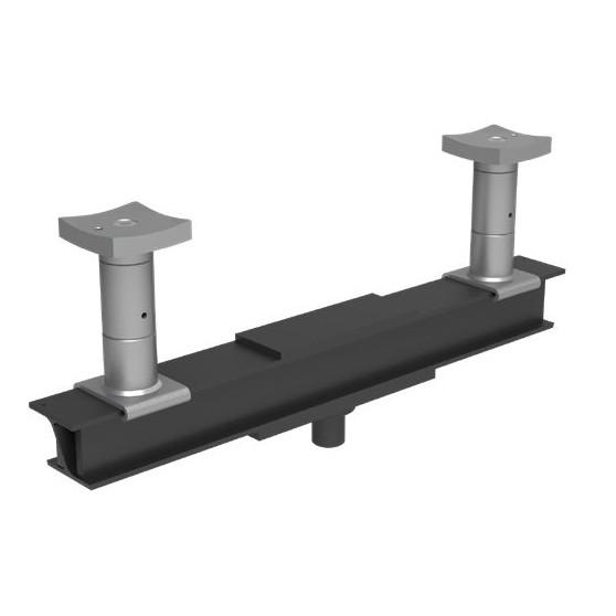 2-point jacking beam (capacity : 15T)