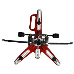 Set of 4 quick clamps for Passenger Car