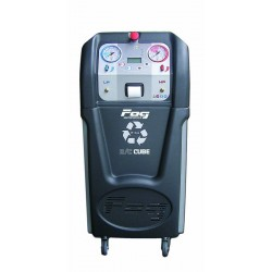 Completely automatic R134A refill station