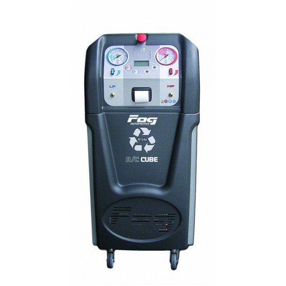 Automatic refill station - R134A