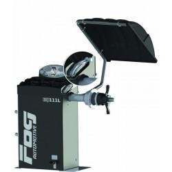 LCD wheel balancer - 1 automatic rod