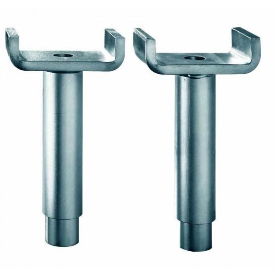 Tampon en U pour 443 9050 et 443 9065 hauteur 100 mm.