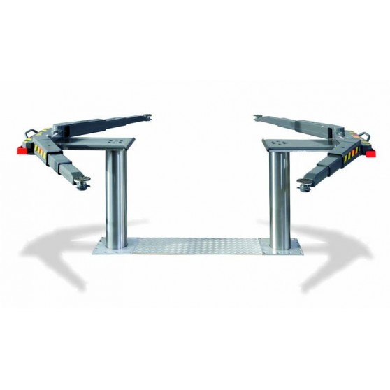 Pont VISION III 5T bi-vérins - Bras multifonctionnels ajustables