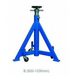 Set of 4 type B axle stands