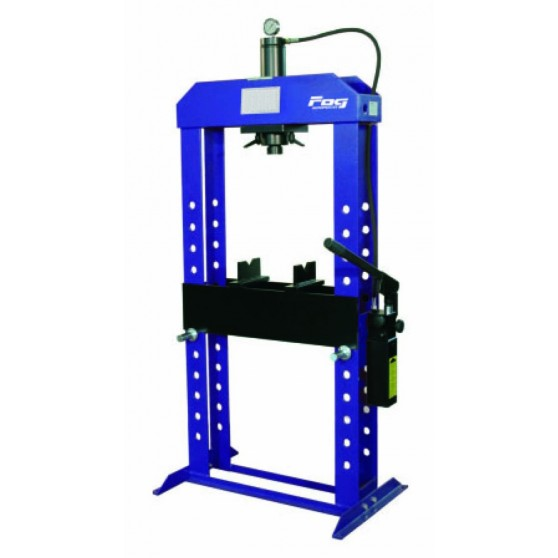 10T Workshop press