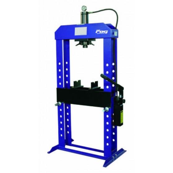25T Workshop press