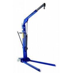 1000 kg hydraulic crane