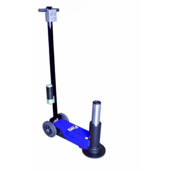 30T air oleopneumatic trolley jack