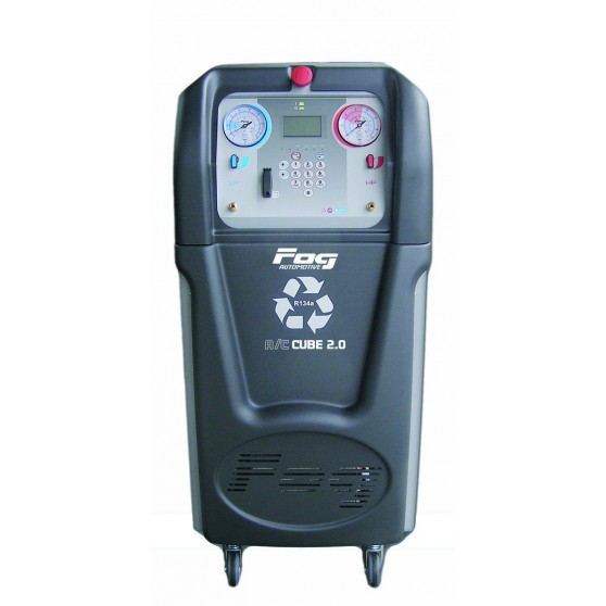 Super-automatic refill station - R134A